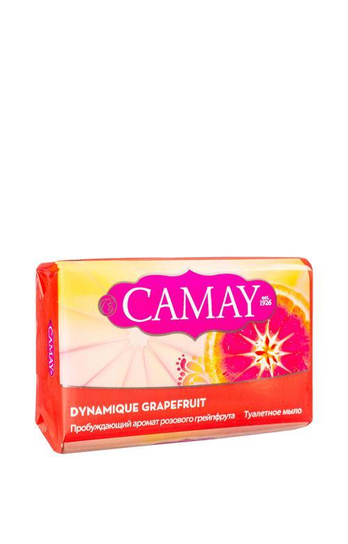 "Мыло туалетное ""Camay"", 90г., Dynamique, грейпфрут"