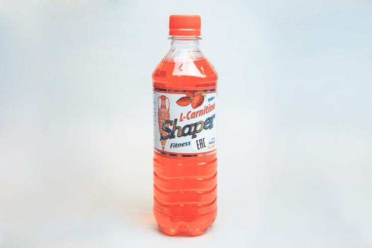 Напиток Shaper L-Carnitine, земляника
