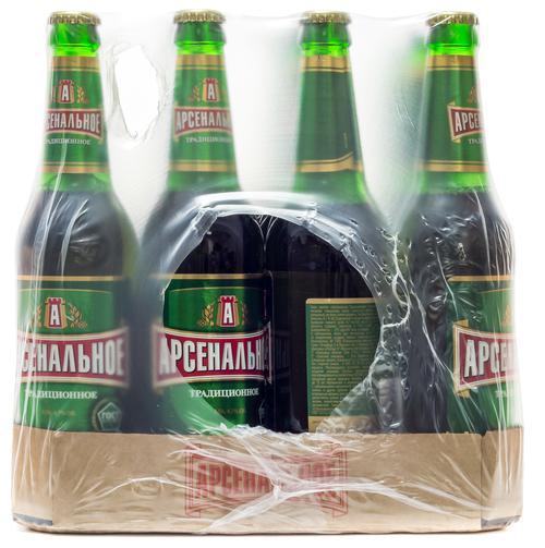 фото1 Пиво светлое Арсенальное Традиционное