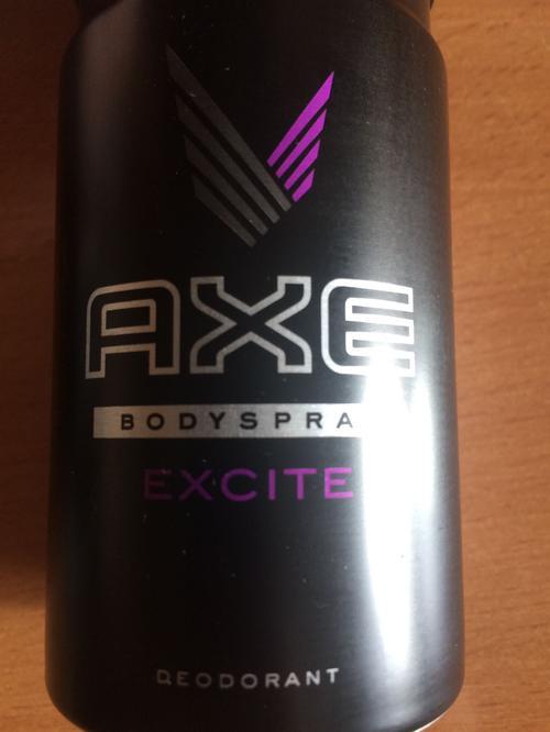 фото13 Дезодорант Axe Excite, аэрозоль, 150мл