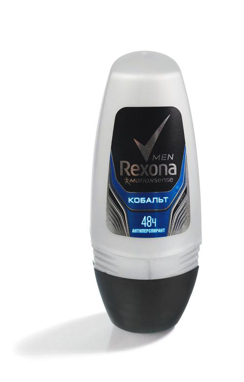Дезодорант Rexona roll on муж кобальт 50мл (по 6шт) пластик