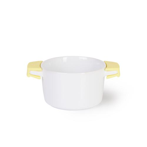 Мини-кастрюлька 10x6,5 см / 250 мл (керамика)