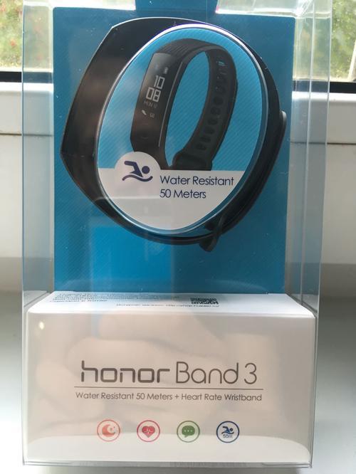 описание Фитнес браслет Huawei Honor Band 3