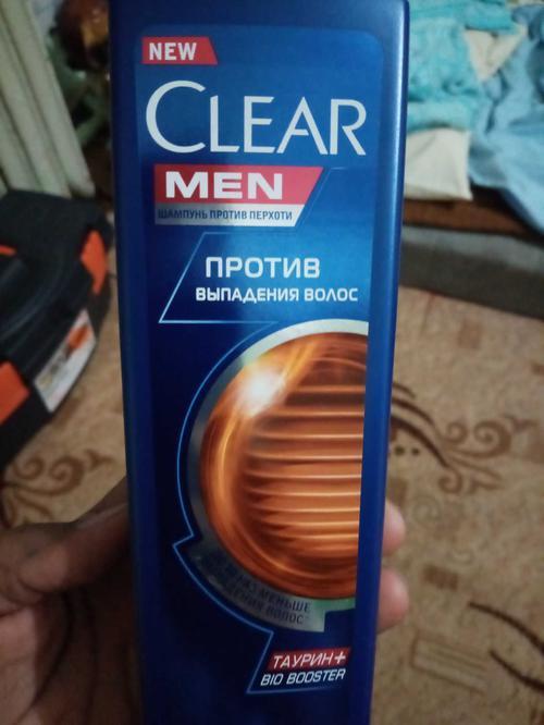 цена Шампунь Clear Vita ABE против перхоти для мужчин против выпадения волос, 400мл.