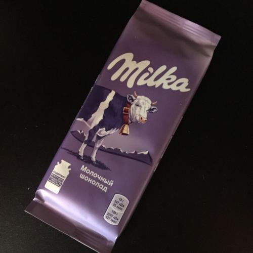 отзыв Шоколад Milka молочный