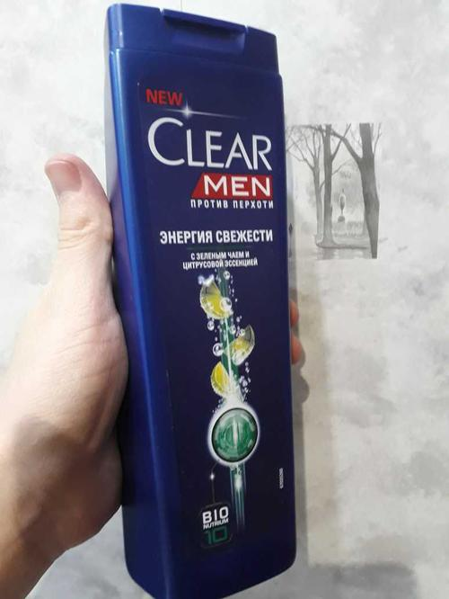 фото4 Шампунь Для мужчин ТМ Clear vita ABE - Энергия свежести 400мл Пласт. пл.