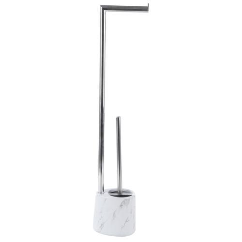 Гарнитур для туалета Wenko sanitary adrada белый