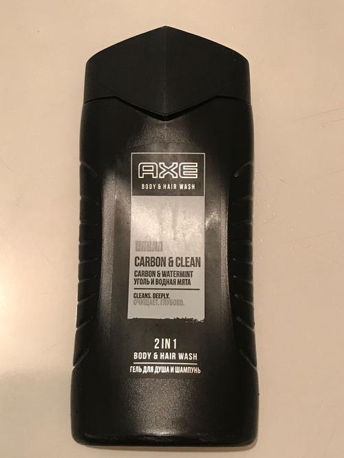 стоимость Axe Гель для душа и шампунь 2в1 Эффективное очищение 250 мл