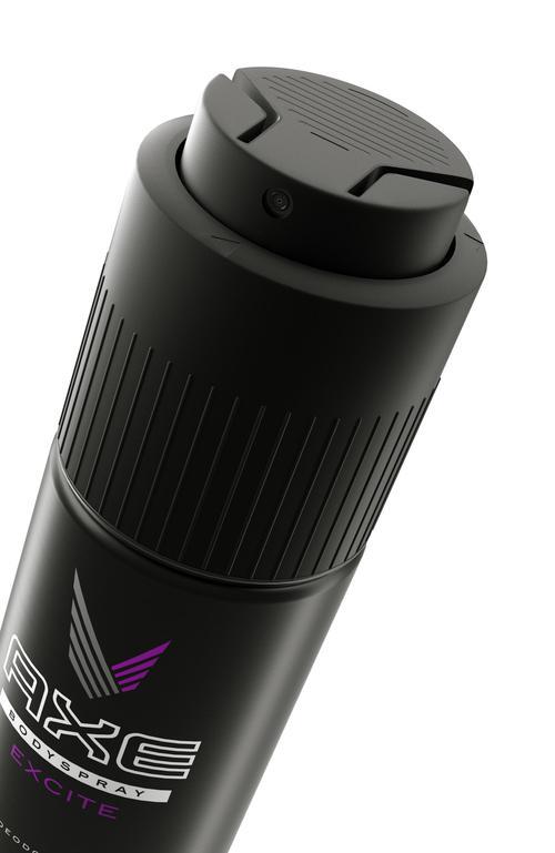 описание Дезодорант Axe Excite, аэрозоль, 150мл