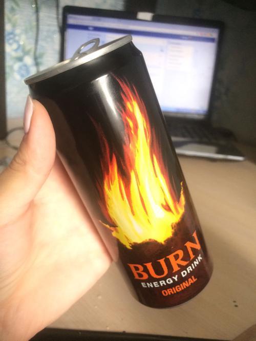 описание Burn энергетический напиток 0.33l
