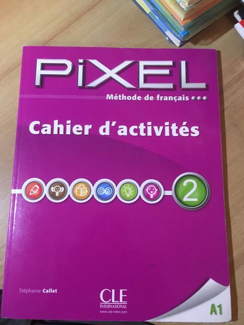 Méthode de français Pixel 2 A1