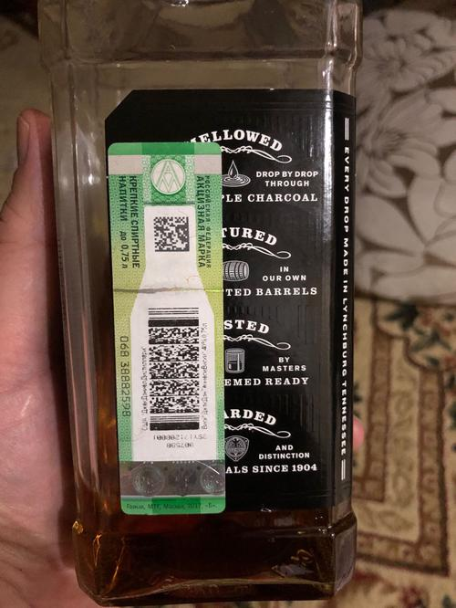 отзыв Jack Daniels Tennessee Whiskey, 0,75л.
