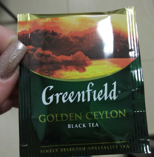 """стоимость Чай черный """"Гринфилд Голден Цейлон"""" (Greenfield Golden Ceylon) байховый, 25пак."""