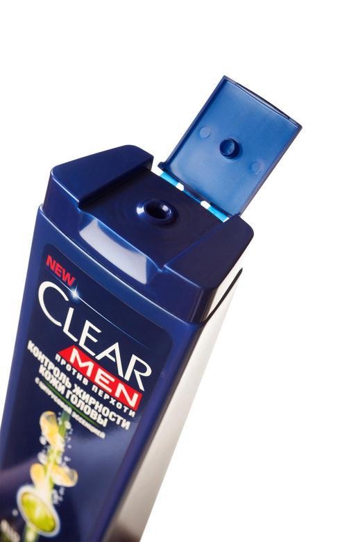 Clear Vita abe шампунь 400мл проти перхоти для мужчин контроль жирности кожи головы/12