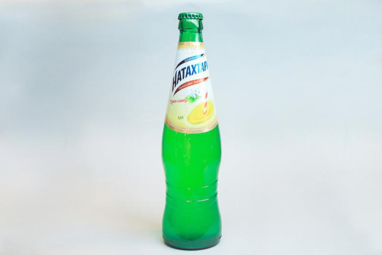 """Газированный напиток """"Натахтари"""", """"Крем-сливки"""""""