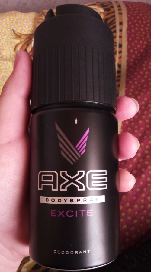 фото4 Дезодорант Axe Excite, аэрозоль, 150мл
