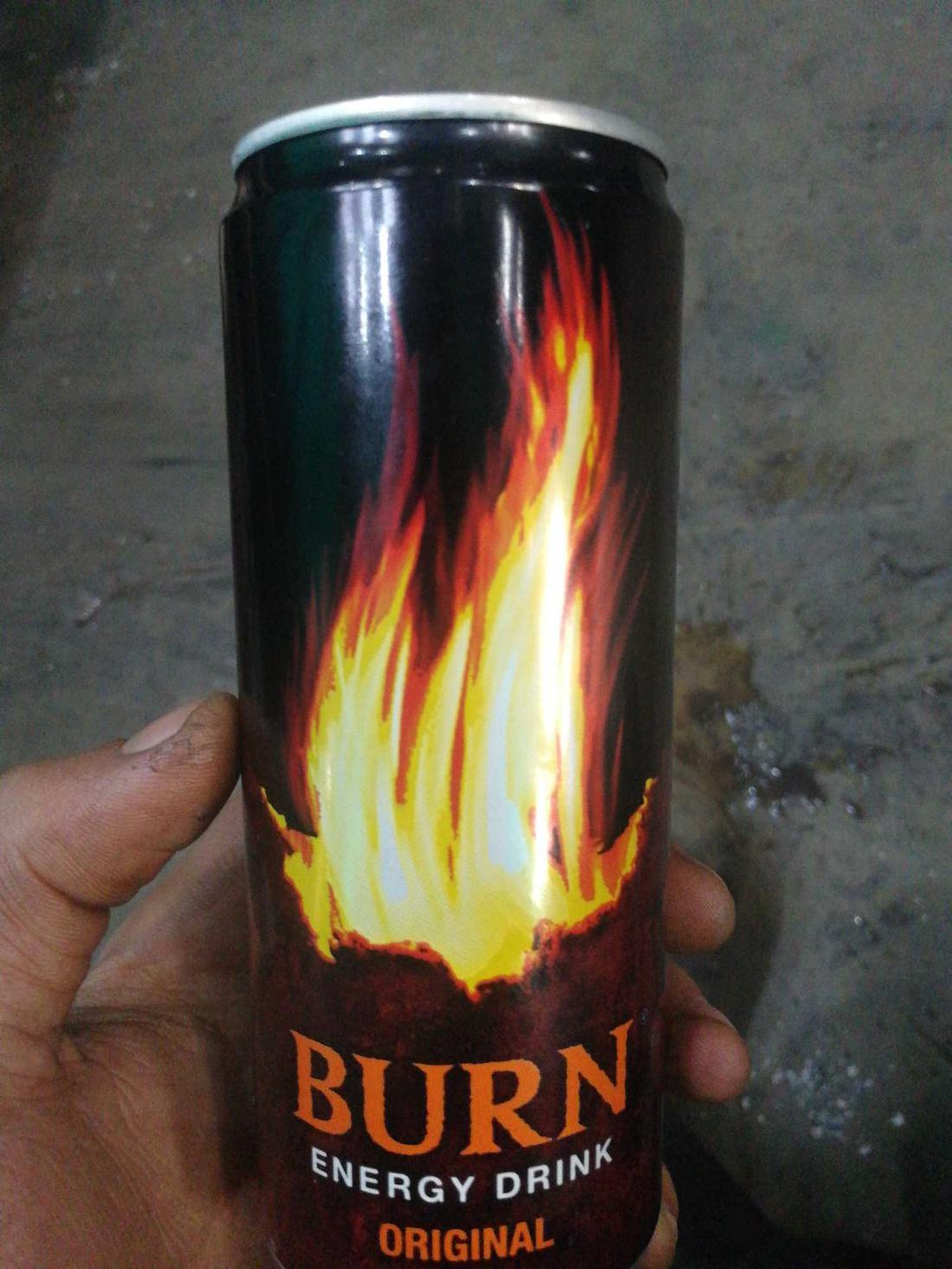 фото1 Burn энергетический напиток 0.33l