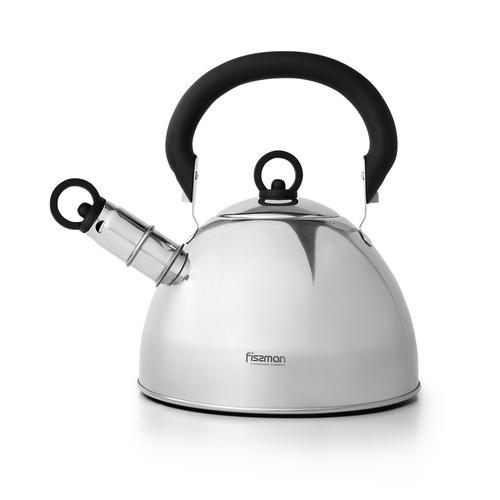 Чайник для кипячения воды GEMMA 1,8л (нерж.сталь)