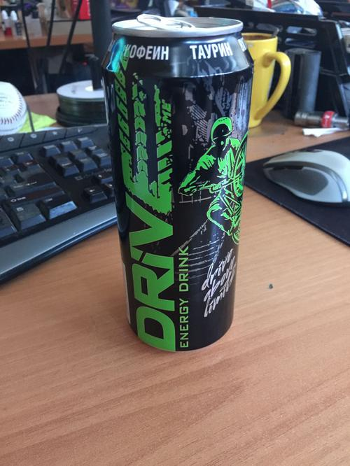 """фото2 Напиток безалкогольный энергетический тонизирующий газированный """"драйв ми ориджинал"""""""