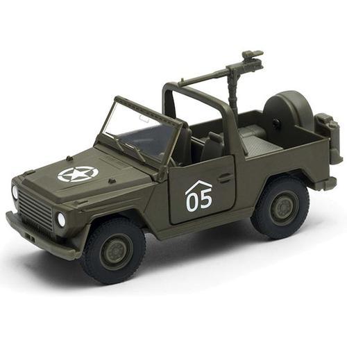 Военный автомобиль Welly Armor Squad 99199