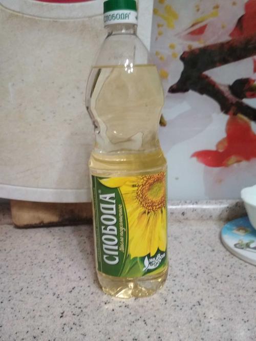 фото19 Масло подсолнечное Слобода рафинированное дезодорированное, 1л.