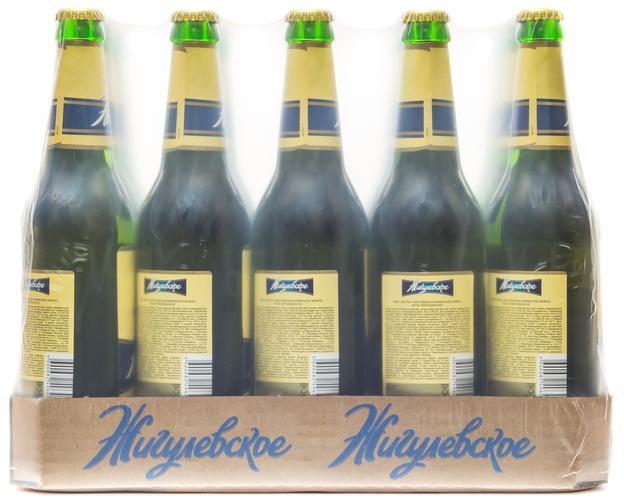 описание Пиво светлое Жигулевское Фирменное Живое