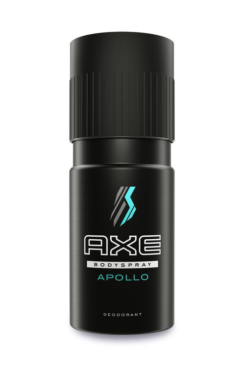 отзыв Дезодорант аэрозоль AXE Аполло