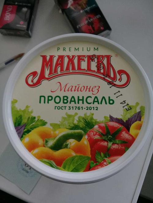 Майонез Провансаль Premium Махеевъ