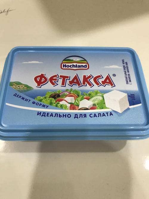 """описание Сырный продукт """"Фетакса"""" 60%"""