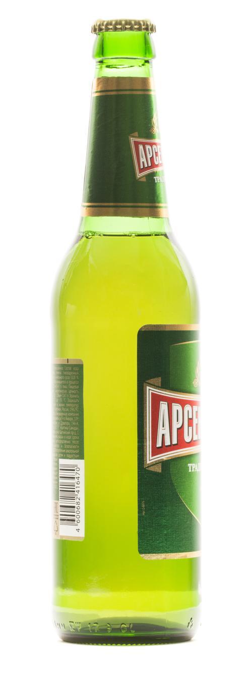 отзыв Пиво светлое Арсенальное Традиционное