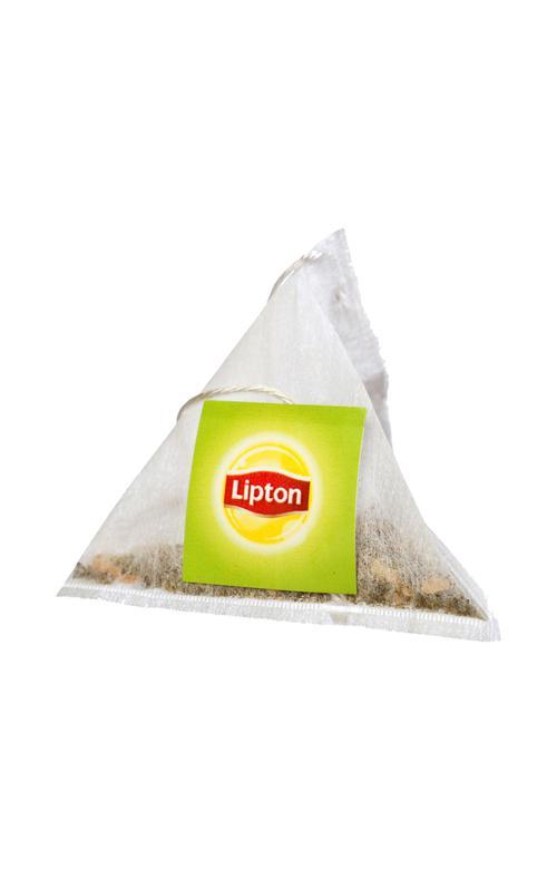 описание Чай Lipton Клубничный Кейк зеленый, 20пак.