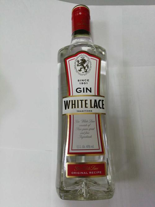 "Джин ""Вайт Лейс (White Lace)"""