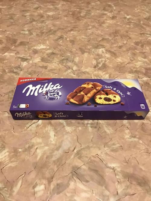 отзыв Milka soft&choc