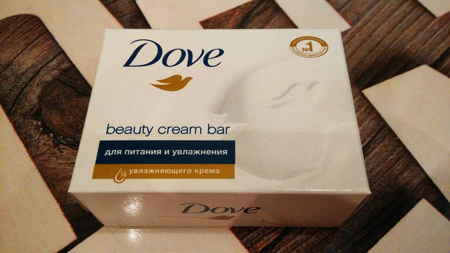 фото Мыло Dove Beauty Cream, 100 гр