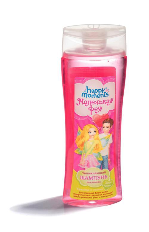 отзыв Увлажняющий шампунь для девочек маленькая фея