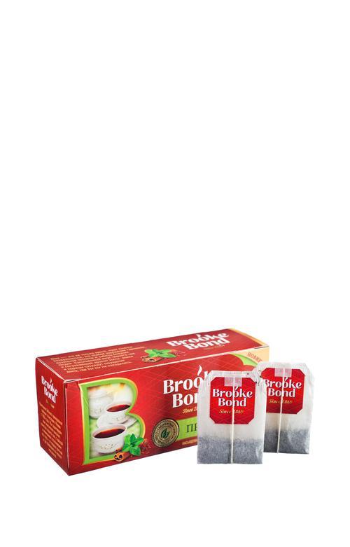 цена Чай черный байховый ароматизиров mint spices со специями 24х25пх1.5г