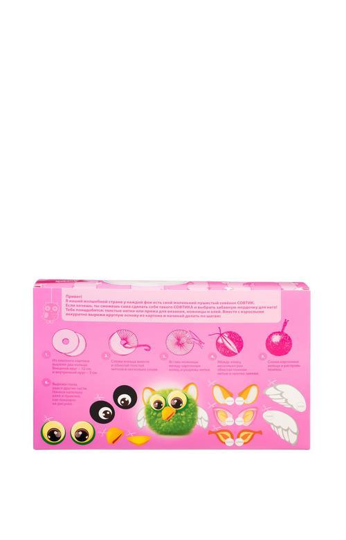 Маленькая Фея Happy Moments подарочный набор для настоящей волшебницы 5 х 345 мл