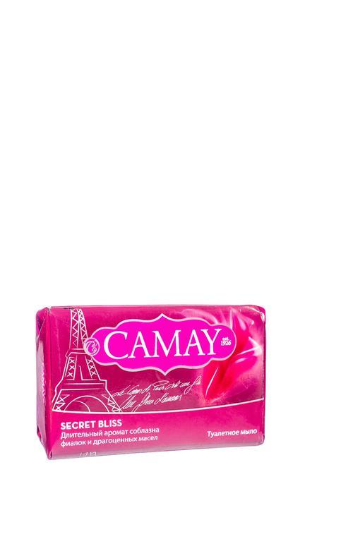описание Мыло CAMAY