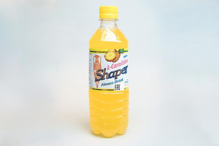 Напиток Shaper L-Carnitine, ананас