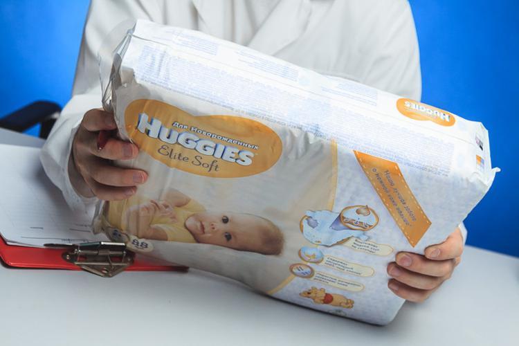 Подгузники Huggies Elite Soft (4-7 кг)