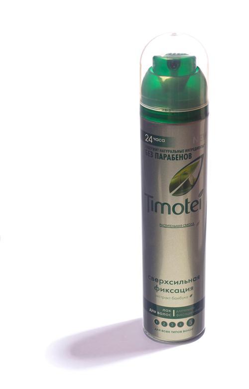 Timotel лак для волос сверхсильной фиксации