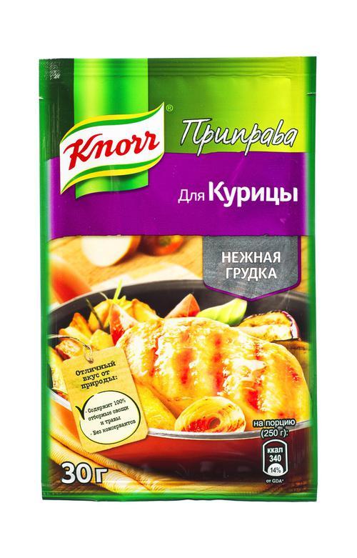 отзыв Knorr приправа  для курицы нежная грудка 30 гр