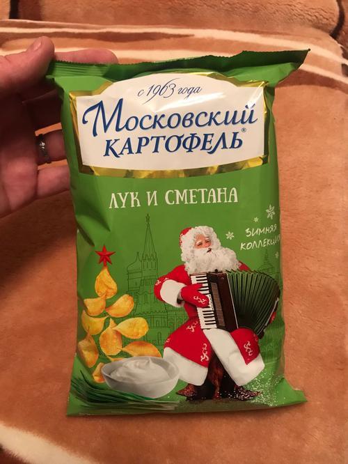 """фото2 Чипсы """"Московский картофель"""""""