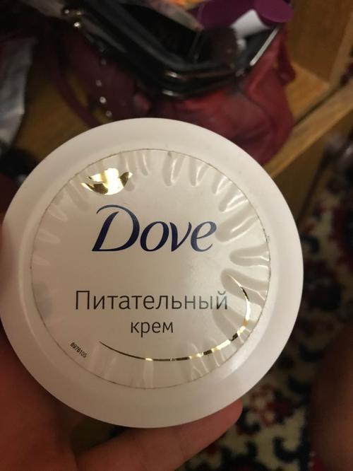 фото Dove крем интенсивный, 75мл