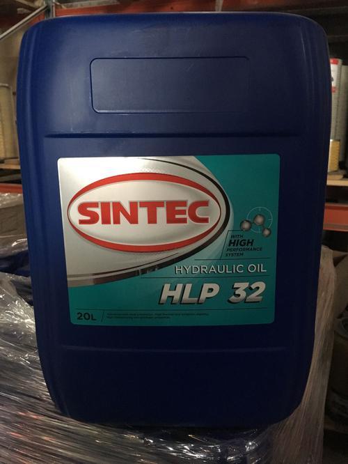Sintec HLP 32 (20 L) Hydraulic Oil