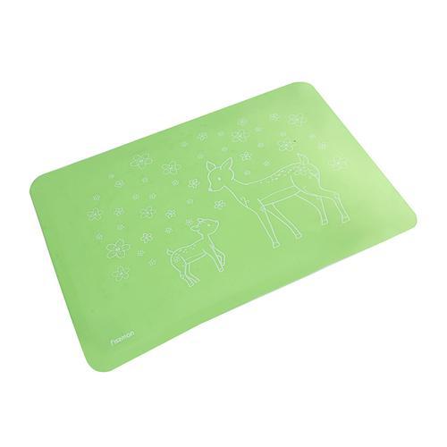 Коврик сервировочный 38х28см на обеденный стол (силикон)