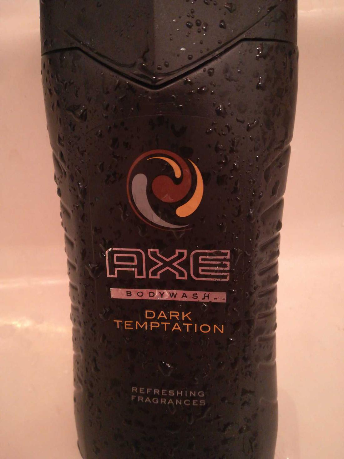 "фото Гель для душа ""AXE"" Dark temptation, 300мл"