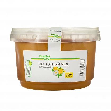 Цветочный мёд натуральный