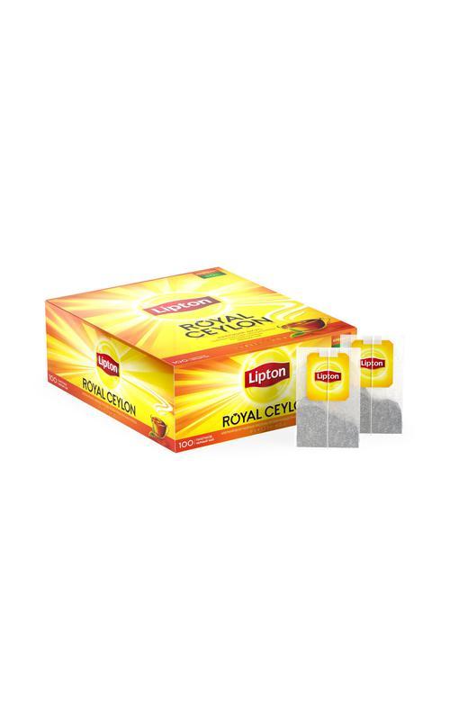цена Чай черн байховый royal ceylon 12x100пх2г