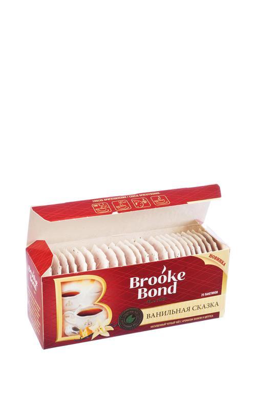 """стоимость Чай""""Brook Bond"""". Ванильная сказка"""